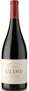 Cline Cellars Pinot Noir Sonoma Coast 2014 750ml
